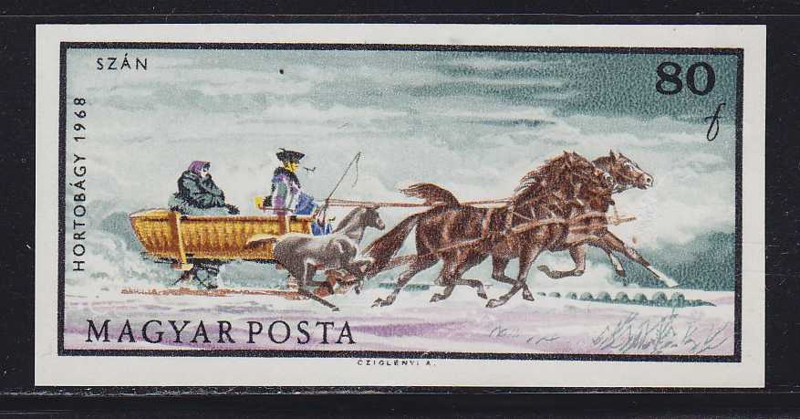 Maguar posta, varga p, 1988