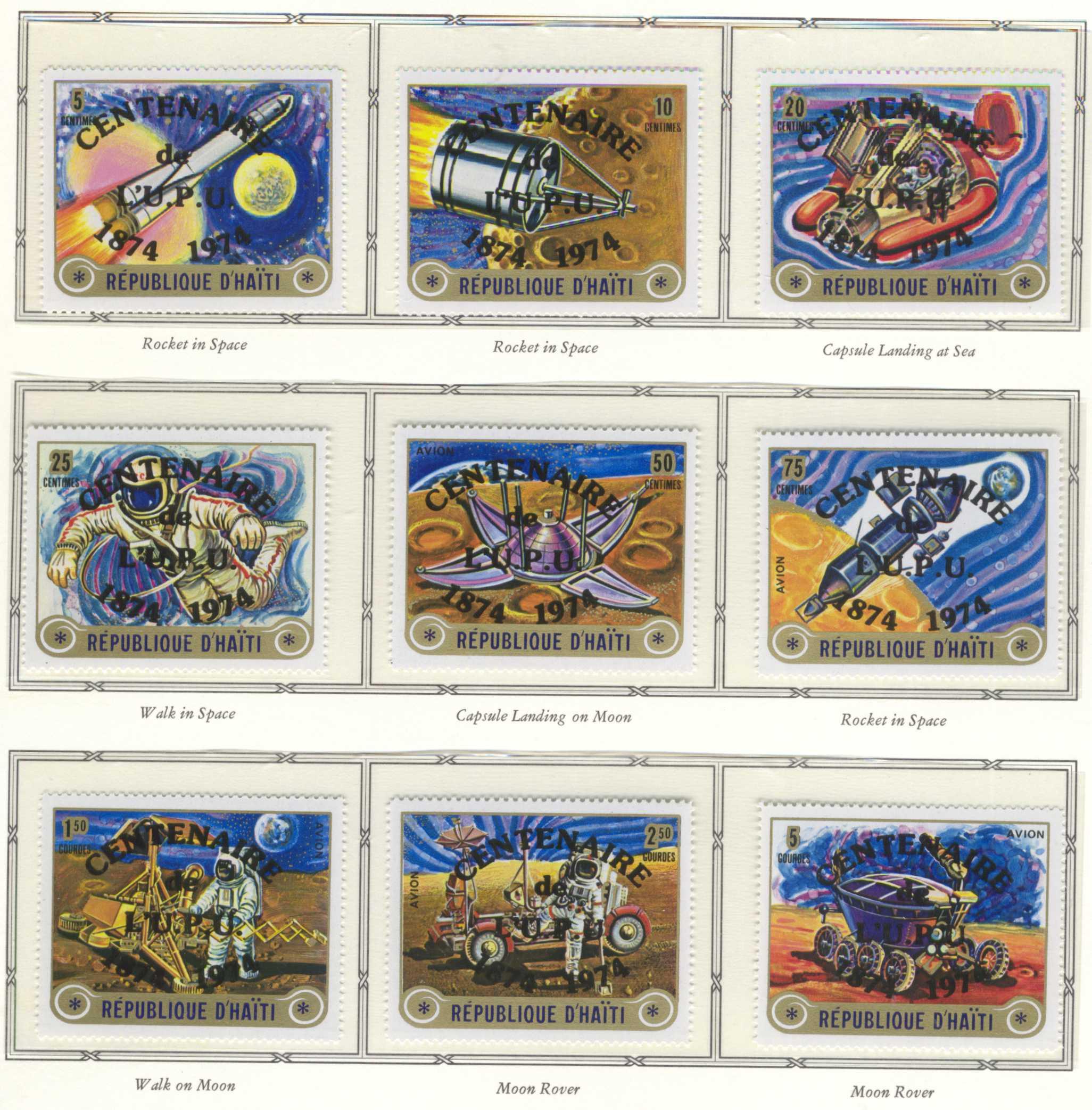 Марки серии космос цены альбом для монет современной россии